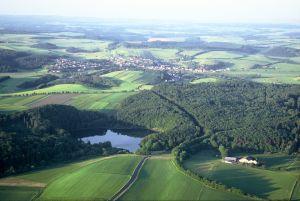 Holzmaar-Landschaft
