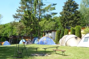 Pfingst-Camping